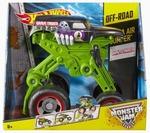 Hot Wheels Monster Jam Mega Air Jumper (Green, Black) discount deal