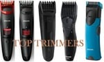 Get 10 Best Men's Trimmers Offers For Choice