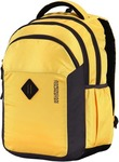 [Lowest] American Tourister AMT 2016 COMET Laptop Backpack  (Yellow)