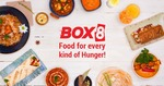 50% off on first order @ Box8 with Paytm | Min: 250