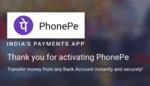 Activate PhonePe & Win Cash Reward | 8-11 Aug