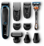 Braun Multi Grooming Kit MGK3060 8-in-one face and head trimming kit low price