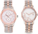 Titan 19622962KM01 Analog Watch – For Couple discount deal