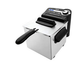 Inalsa Professional 2 2 L Electric Deep Fryer (Silver)