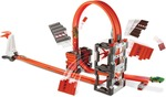 Hot Wheels Track Builder Contruction Crash Kit