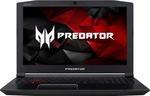 Acer Predator Helios 300 Core i5 7th Gen - (8 GB/1 TB HDD/128 GB SSD/Windows 10 Home/4 GB Graphics) G3-572 Gaming Laptop