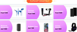Kotak 811 : Flat 50% CB upto 250 on Any Flipkart SmartBuy product