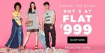 Jabong - Buy 3 at 999/- only