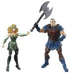 [Lowest Price] Hasbro Marvel Legends Marvel and Enchantress Executioner