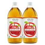 Sinew Nutrition Apple Cider Vinegar, 350ml (Pack of 2)