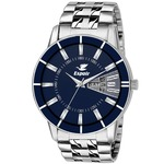Espoir Analog Blue Dial Day and Date Boy's and Men's Watch Sammy-Bahu0507