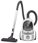 Kent Force Cyclonic Vacuum Cleaner 2000-Watt (White & Silver)