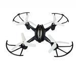 Toyshine 2.4 Ghz Remote Control Drone, 6 CH 6-Axis Quadcopter, One Key Return, Headless Mode, R/C Drone, Black