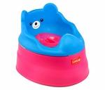 Luvlap Baby Potty Training Seat (Blue/Rose)