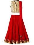 Ghagra choli set salwar kurta set girls elaisha women clothing 70%