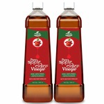 Simply Nutra Apple Cider Vinegar With Mother 500Ml For Weight Loss Pack Of 2