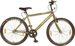 Hero Spunky 26 T Single Speed Hybrid Cycle/City Bike  (Green) - Flipkart
