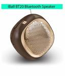 iBall Musi Cube BT20 Bluetooth Speaker