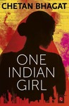 [Lowest ever] One Indian Girl  (English, Paperback, Chetan Bhagat)