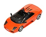 Sonic 1:12 Full Function Speed Collection Remote Control Car, Orange