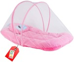 Anmol Kids International Skin Friendly Premium Crib Attractive