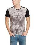 Van Heusan -- Men's T-shirts Clothing at 75-80% Off starts From 259