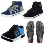 Loot Back Again - Rs 598 - Pack of 4 Men's Footwear