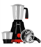 Billion Big Jar MG101 550 W Mixer Grinder (Black, 3 Jars)
