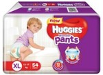 Loot : Huggies Wonder Pants XXL Size Baby Diapers Pants (24 Pcs) 50% Discount @ 249 Rs. (Mrp: 498 Rs.) , Many More Variant And Other Sizes Available