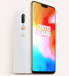 OnePlus 6 Silk White Limited Edition - Available On June 5, 00:00 IST