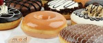 Mad over donuts pack of 6 @ Rs. 22.5 Only
