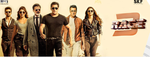 Bookmyshow- Flat 50% cashback upto 125 on Race 3 movie tickets with Amazon Pay