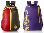 Skybags Backpacks at Minimum 60% off + Extra Rs. 100 Cashback