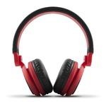 Energy Sistem DJ2 Headphones with Mic (Red)
