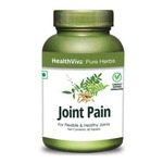 HealthViva Pure Herbs Joint Pain, 60 tablet(s)