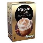 Nescafe Gold Cappuccino Strong - 116 g