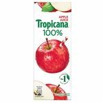 Tropicana Apple 100% Juice, 200 ml [PANTRY - DEAL]