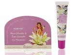 Island Kiss, 100% Natural, Organic Lip Balm, Moisturiser & Tint With Spf 15, Alma Vanilla & Inges Lavender, 14Gms