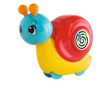 Simba ABC Press N Go Snail, Multi Color