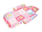 Little's Compact Baby Bed- Lovely Print (Multi Color)