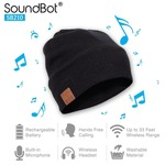 Amazon : SoundBot SB210 Wireless Winter Beanie Headset