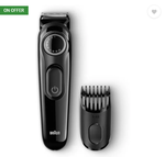 Braun BT3020 Corded & Cordless Trimmer for Men at Rs.1099