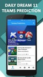 Best Dream 11 Prediction App | 100% Winning Teams | Try Now