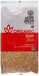Pure & Sure Organic Toor Dal, 500g