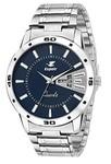 Espoir Mens ESP12457 Analog Blue Dial Watch @ 379rs