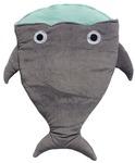 Amardeep Baby Fish Sleeping Bag Cum Baby Carry Bag, Gray