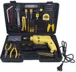 Buildskill Power & Hand Tool Kit  (102 Tools)
