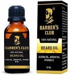 Barber's Club Beard Oil - 30 ml