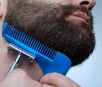 ShopAIS Styling And Shaping Plastic Comb (Standard Size, Assorted Colours)