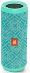 JBL Flip 3 Portable Wireless Speaker with Powerful Bass & Mic (Mosaic)